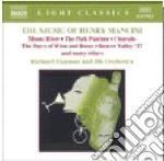 Henry Mancini - The Music Of cd musicale di Henry Mancini