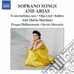 Arie per soprano (soprano songs and aria cd musicale