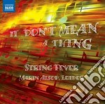 It don't mean a thing cd musicale di Miscellanee
