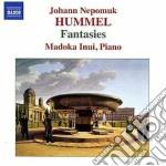 Fantasie (integrale) cd musicale di Hummel johann nepomu