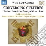 Converging cultures (musica per orchestr cd musicale di Miscellanee
