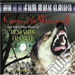 Curse of the werewolf, the prisoner, so cd musicale di Benjamin Frankel
