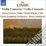 Concerto per violino op.18, concerto per cd musicale di Bo Linde