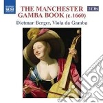 The manchester gamba book cd musicale di Miscellanee