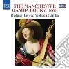 The manchester gamba book cd