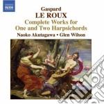 Harpsichord w. 08 cd musicale di LE ROUX GARPARD