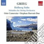 Holberg suite, melodies per archi cd musicale di Edvard Grieg