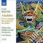 Aladdin (balletto completo) cd musicale di Carl Davis