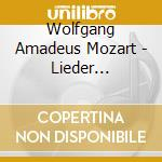 Complete songs-2cd 08 cd musicale di Wolfgang Amadeus Mozart