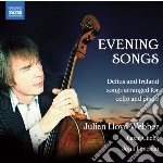 Evening songs cd musicale di Frederick Delius