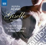Giselle ou les wilis (highlights) cd musicale di Adam Adolphe