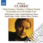 Musica per viola cd musicale di Rebecca Clarke
