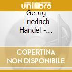 Herkules (a musical drama) cd musicale di HANDEL GEORG FRIEDRI