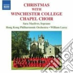 Christmas with winchester college chapel cd musicale