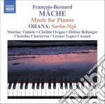 Music for two pianos cd musicale