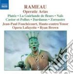 Arie dalle opere cd musicale di Rameau jean philippe