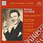 Opera arias, vol.2 cd musicale di Richard Tauber