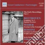 Sinfonia n.5 op.67, egmont op.84 (ouvert cd musicale di Beethoven ludwig van