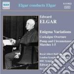 Cockaigne overture, enigma variations, p cd musicale di Edward Elgar