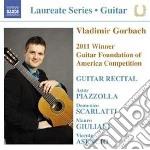 Recital per chitarra cd musicale di Miscellanee