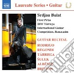 Laureate series - srdjan bulat guitar r cd musicale di Miscellanee