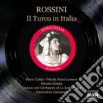 Il turco in italia cd musicale di Gioachino Rossini