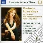 Laureate series - marianna prjevalskaya cd musicale di Miscellanee