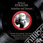 Arianne a nasso, capriccio (estratti) cd musicale di Richard Strauss