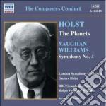 I pianeti, 2 canti senza parole cd musicale di Gustav Holst