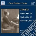 Studi (integrale), barcarola op.60 cd musicale di Fryderyk Chopin