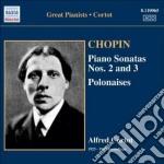 Sonata per pianoforte n.2, n.3, grande p cd musicale di Fryderyk Chopin