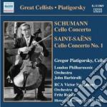 Concerto per violoncello op.129 cd musicale di Robert Schumann