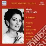 Callas Maria - Un Ritratto cd musicale di Maria Callas