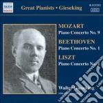 Concerto per pianoforte n.9 k 271 cd musicale di Wolfgang Amadeus Mozart