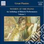 Women at the piano, vol.1 cd musicale