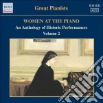 Women at the piano, vol.2 cd musicale