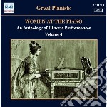 Women at the piano, vol.4: vol. 4 (1921- cd musicale di Miscellanee