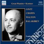 Sonata per pianoforte cd musicale di Balakirev mily alexe
