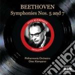 Sinfonie n.5 op.67, n.7 op.92 cd musicale di Beethoven ludwig van