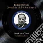 Sonate per violino, vol.1: sonate nn.1-4 cd musicale di Beethoven ludwig van