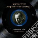Sonate per violino (integrale) vol.2 : n cd musicale di Beethoven ludwig van