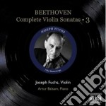 Sonate per violino (integrale) vol.3: so cd musicale di Beethoven ludwig van