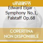 SINFONIA N.1, FALSTAFF                    cd musicale di Edward Elgar