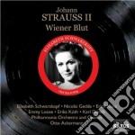 Sangue viennese (wiener blut) cd musicale di Johann Strauss