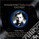 Encores cd musicale di Nathan Milstein
