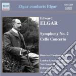 Elgar Edward - Sinfonia N.2, Concerto Per Violoncello cd musicale di Edward Elgar