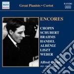 Encores cd musicale di Alfred Cortot