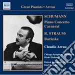 Concerto per pianoforte op.54, carnaval cd musicale di Robert Schumann