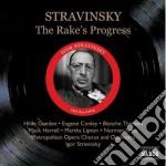 La carriera di un libertino cd musicale di Igor Stravinsky