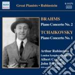 Concerto per pianoforte n.2 po.83 cd musicale di Johannes Brahms